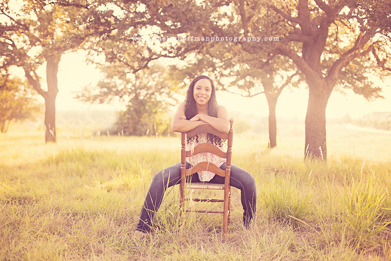 Senior girl photography session in Mueller Austin greenbelt